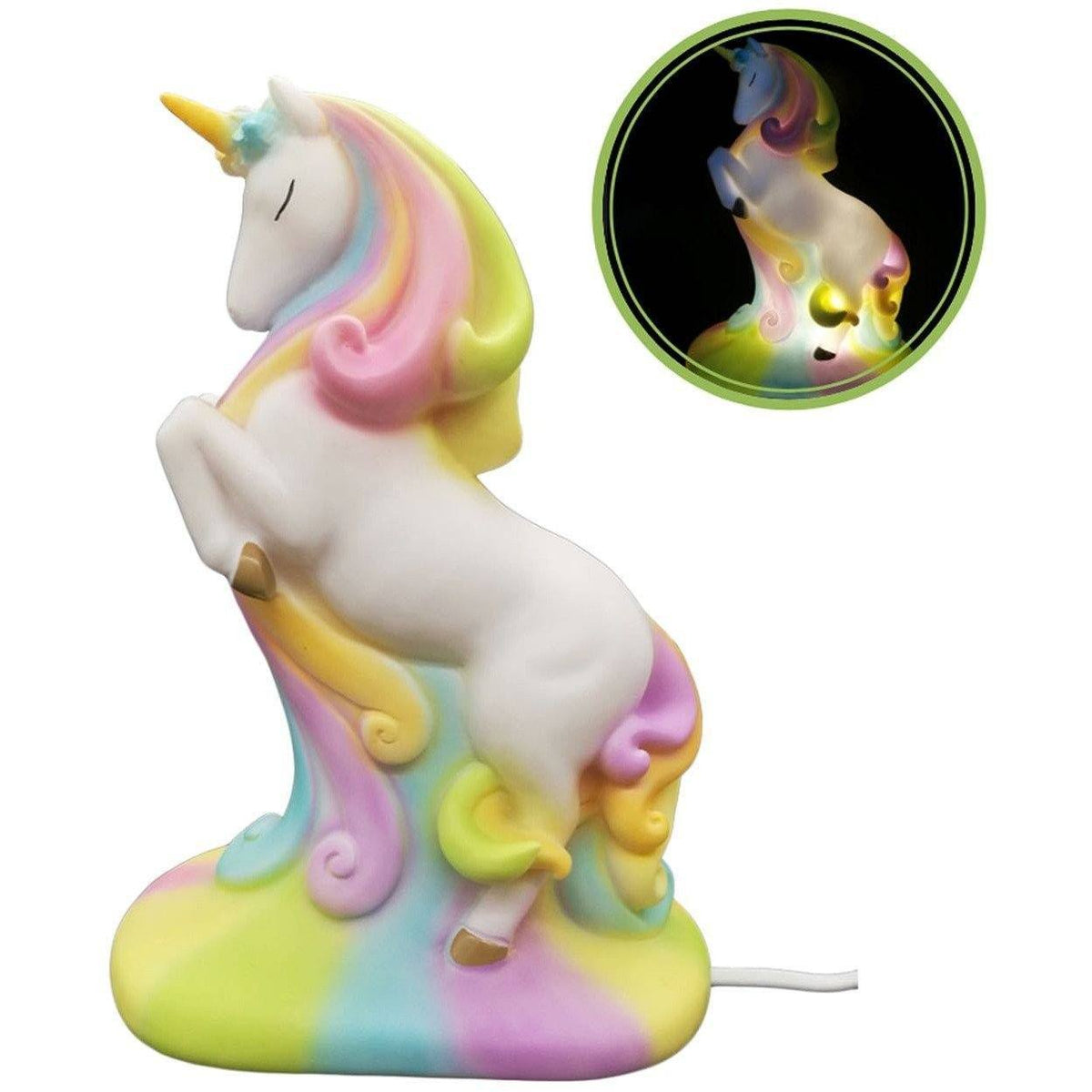 Magical Unicorn LED Lamp