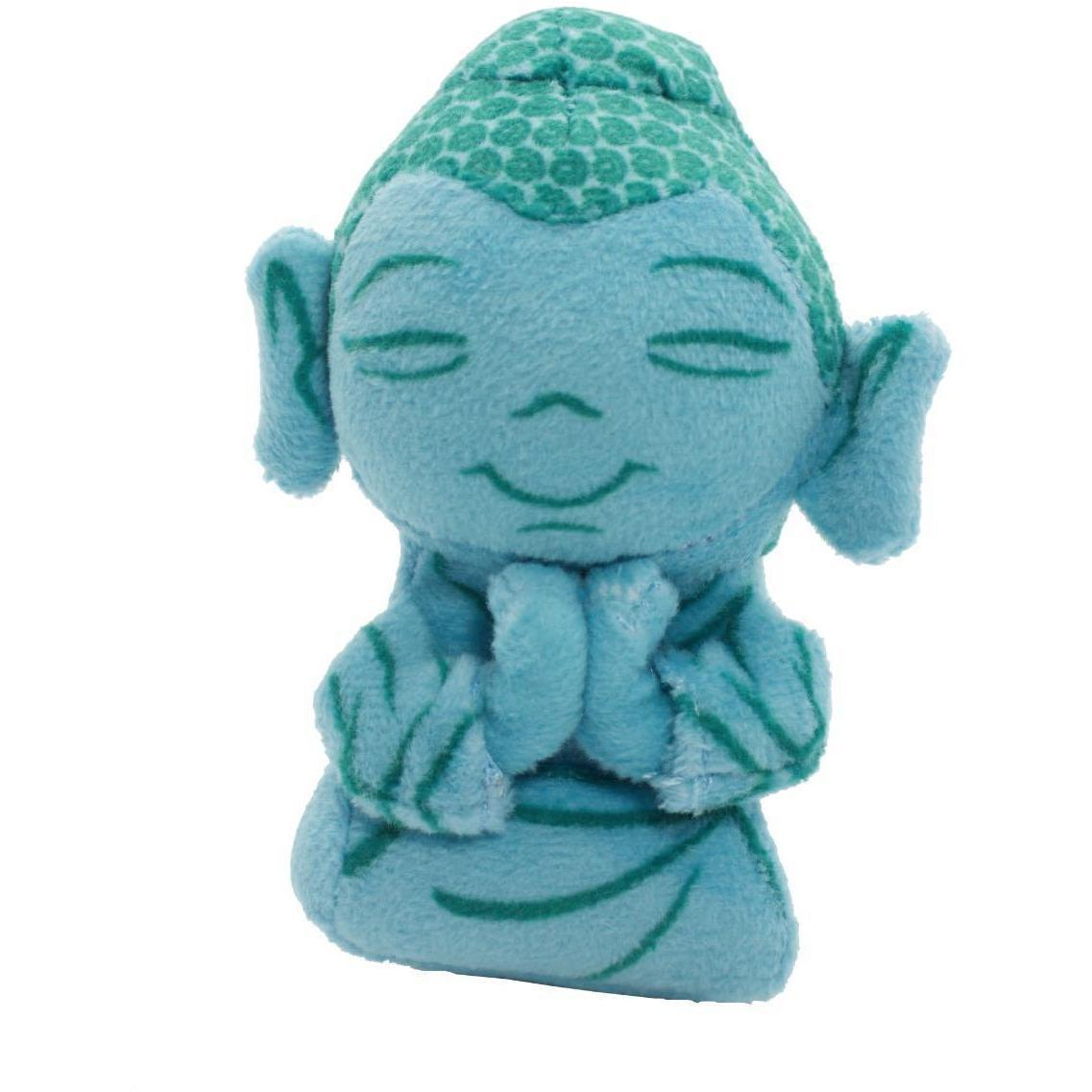 Plush Buddha Sound - Bag Tag Clip