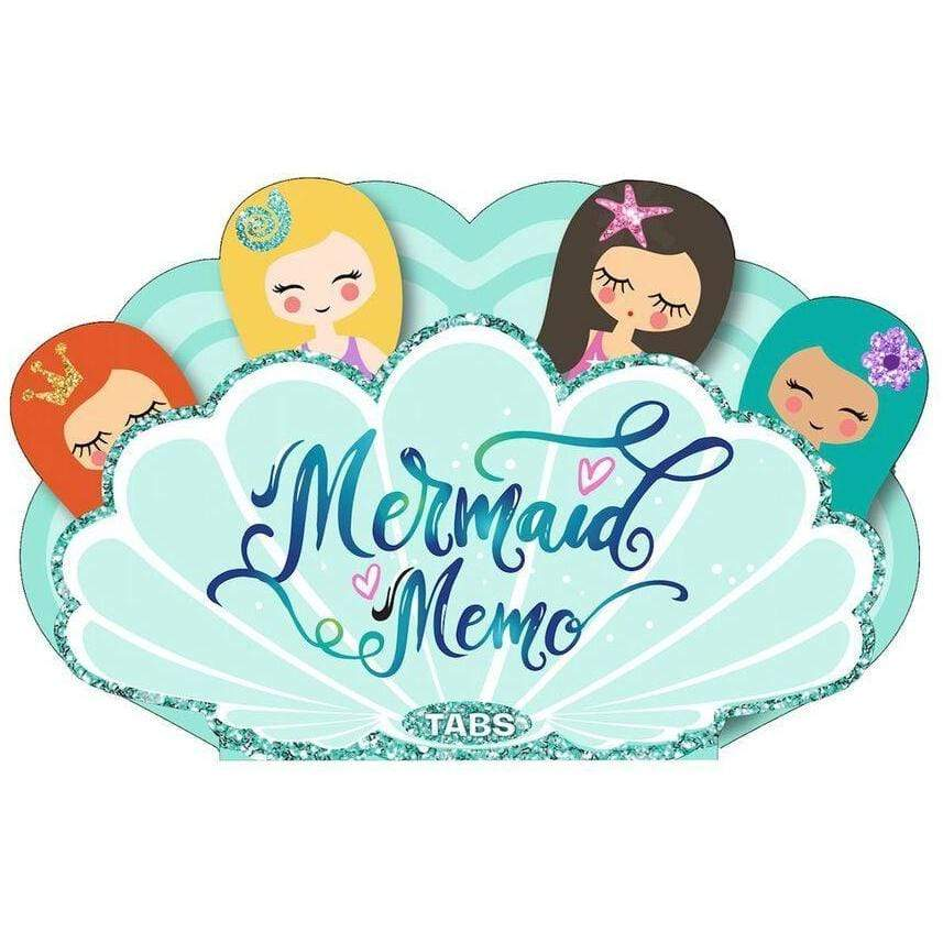 Mermaid Memo Tabs