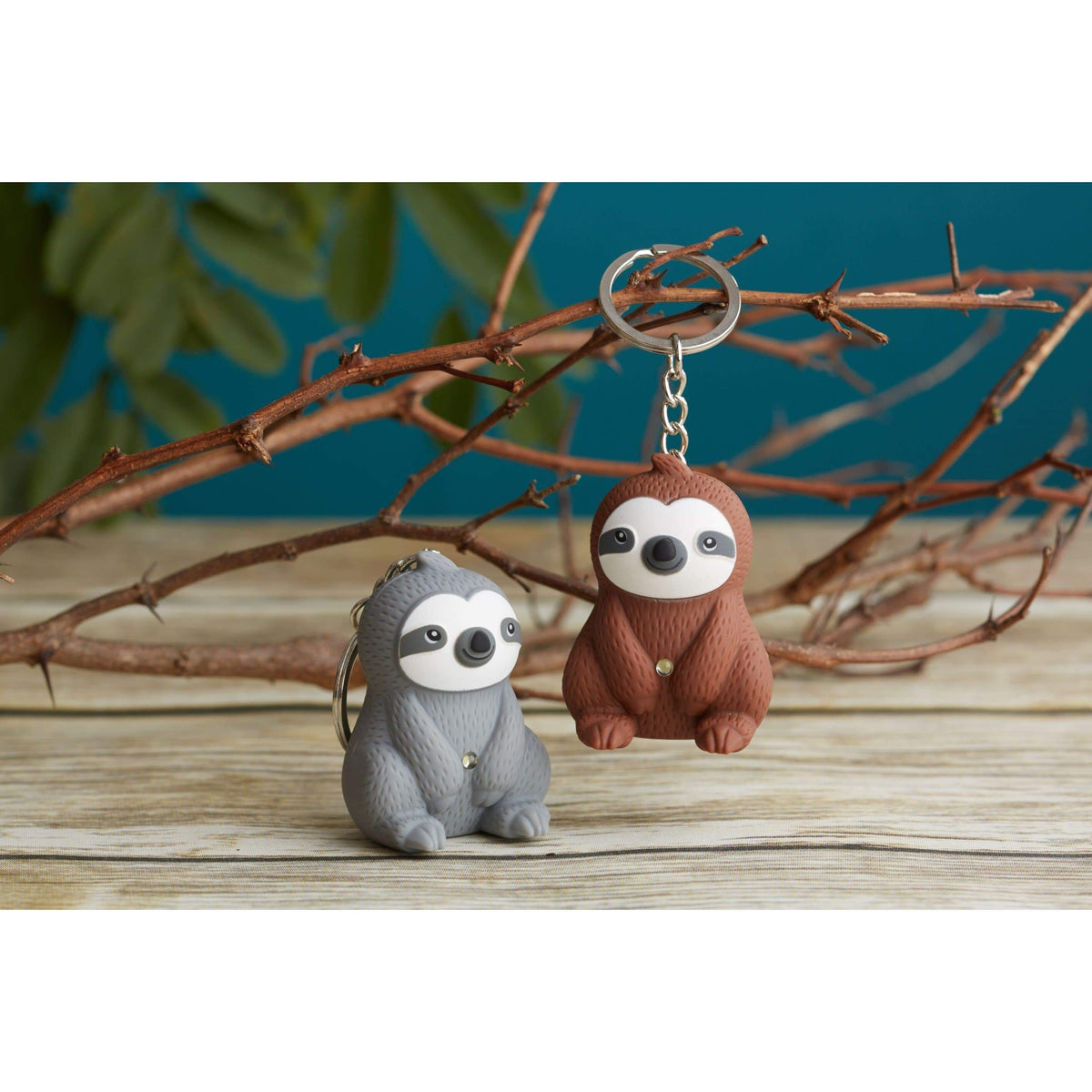 Sloth Sound Key Light - Set of 2