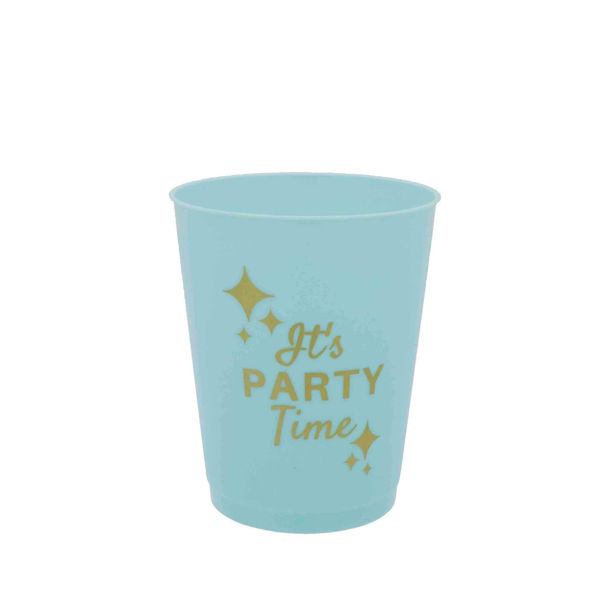 It's Party Time Cup Set of 6