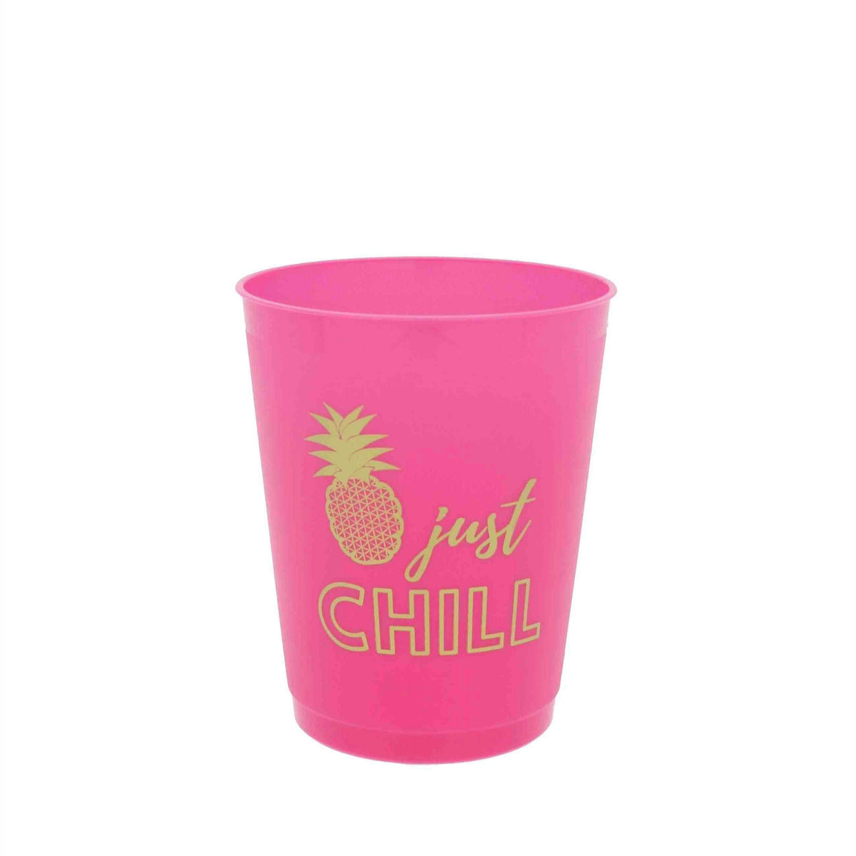 Just Chill Party Cup Set of 6