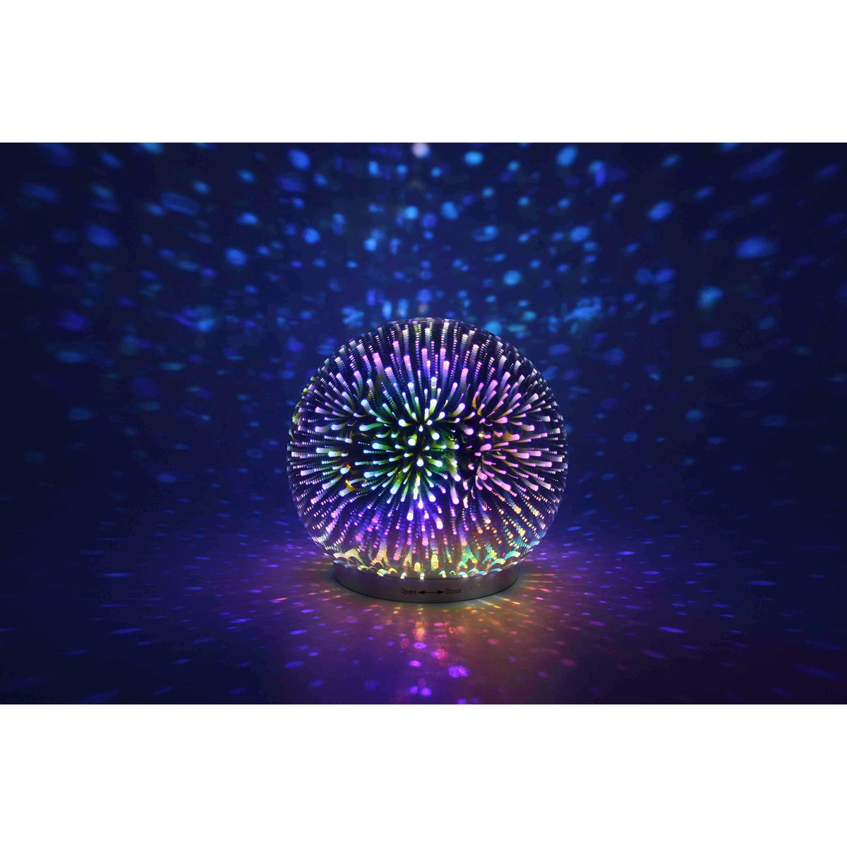 Infinity Mirror Ball LED Light