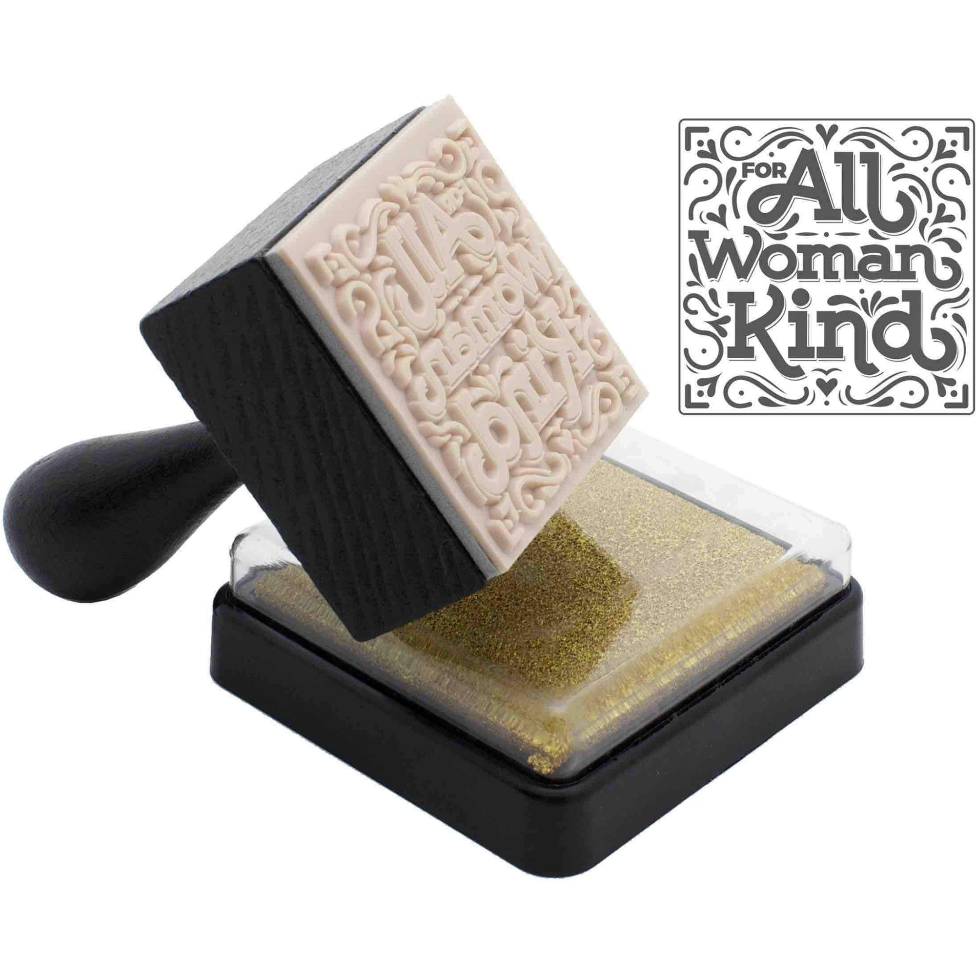 Karma Kiss All Women Kind Stamper Empowering Stamper