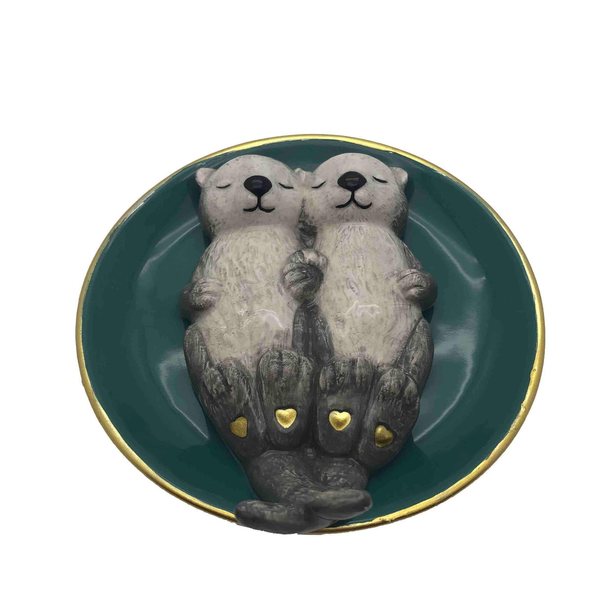 Otter-ly Love Trinket Dish