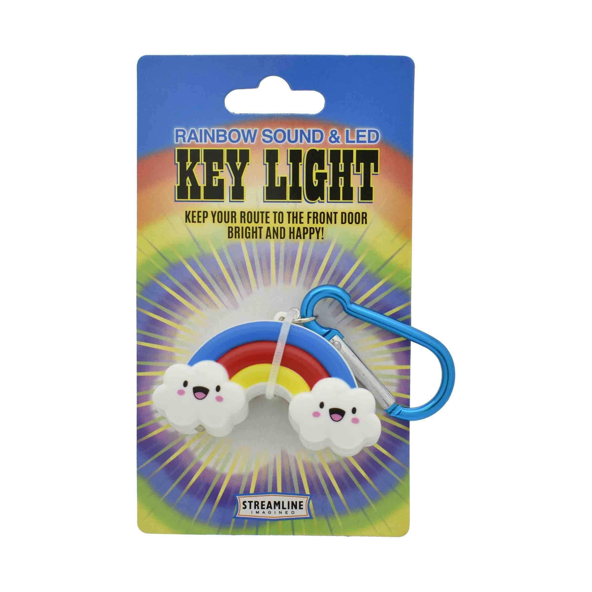 Rainbow Sound LED Key Light