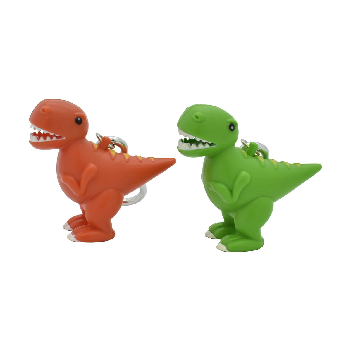 Dinosaur Sound LED Key Light Set of 2
