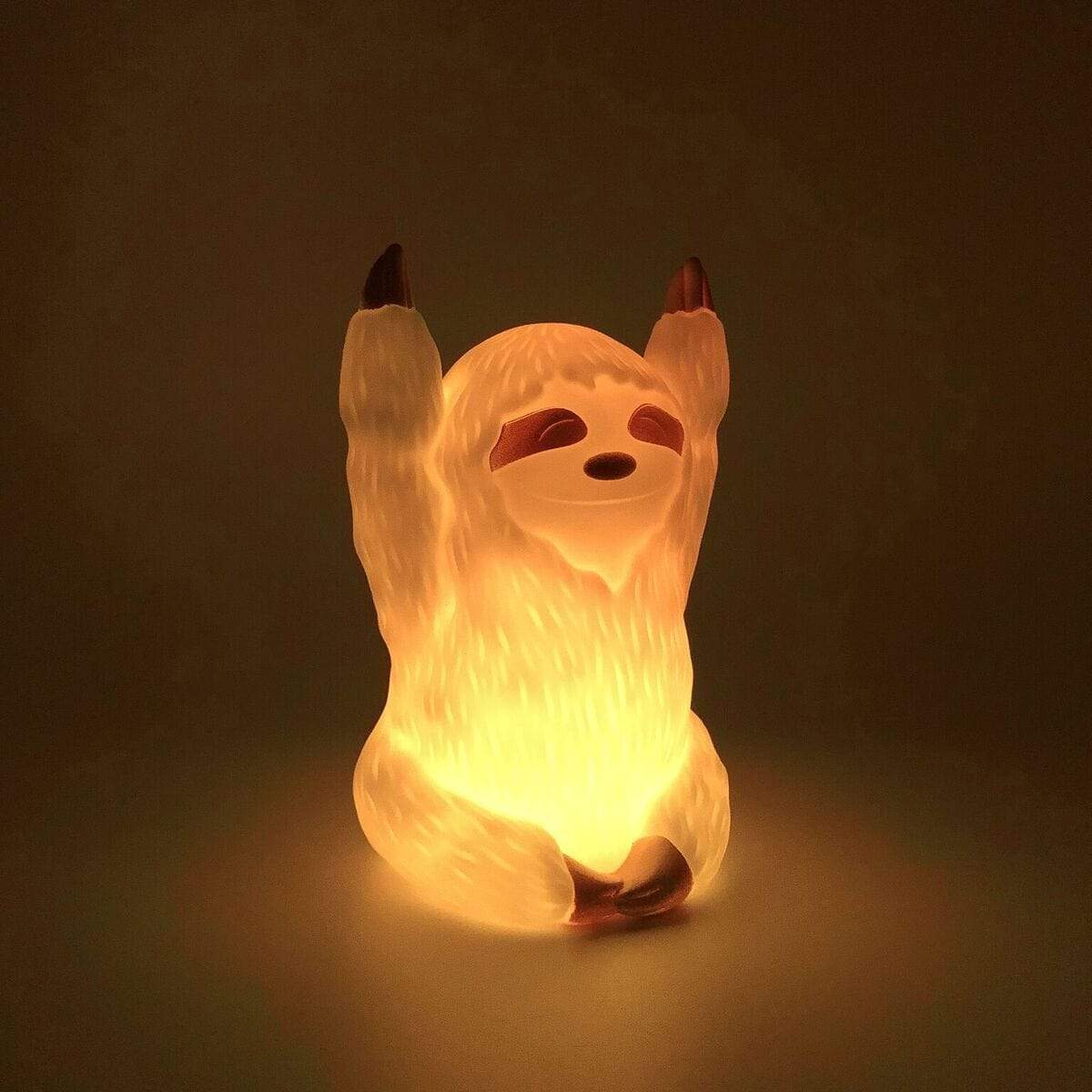 Sloth Color Changing LED Night Light
