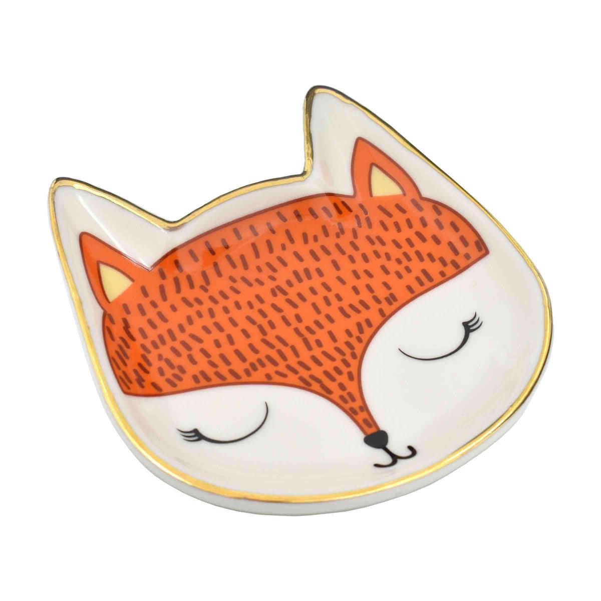 Fox Trinket Dish