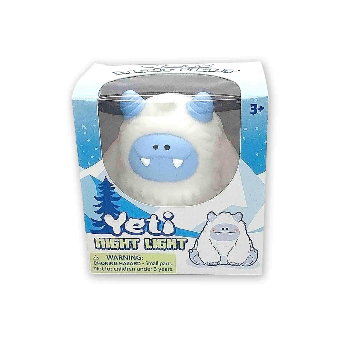 Yeti Color Changing Night Light