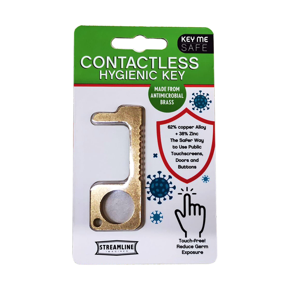 Key Me Safe Contactless Hygienic Key