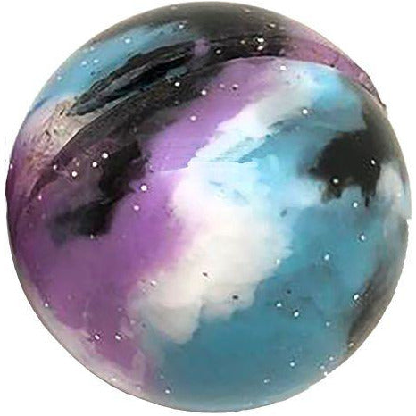 Streamline Lip Gloss Sparkly Marble Bouncy Ball Lip Gloss (Random Color)
