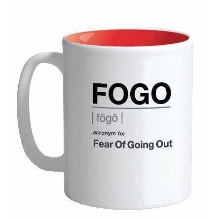 Streamline Mugs Sign of the Times 18oz Mug - FOGO