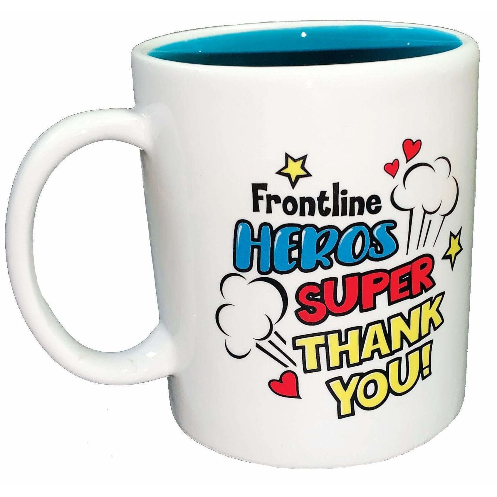Streamline Mugs Sign of the Times 18oz Mug - FRONTLINE HEROES