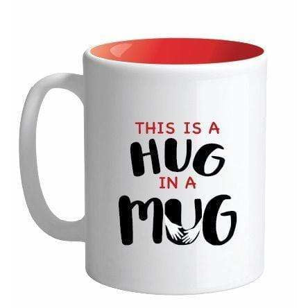 Streamline Mugs Sign of the Times 18oz Mug - THE IS A HUG IN A MUG