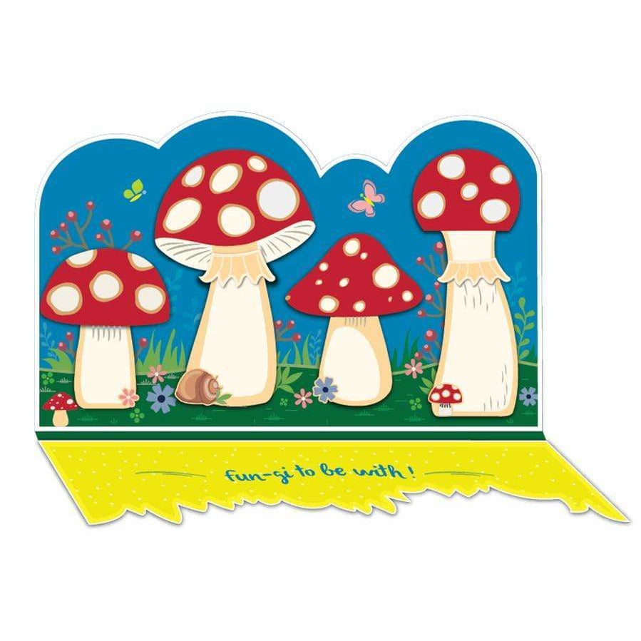 Streamline Stationery Shroom & Bloom Memo Tabs