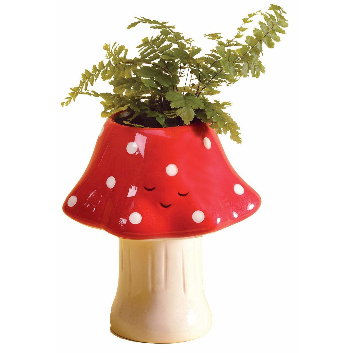 Streamline Garden Decor Mushroom Planter - Tall