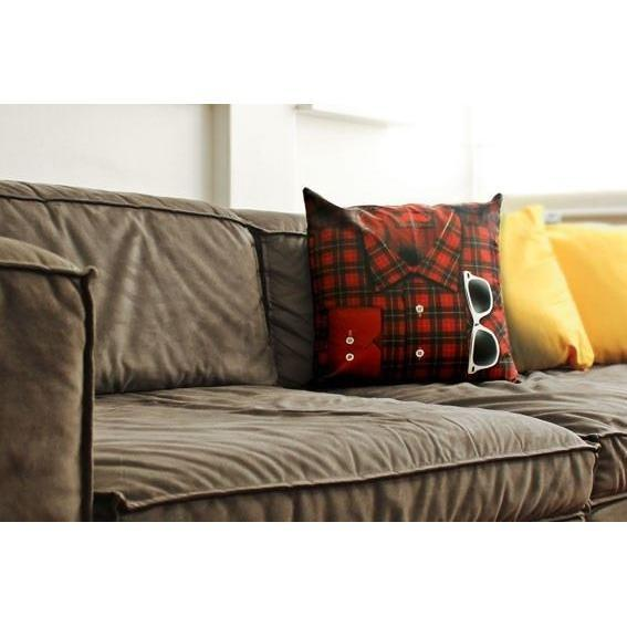Hipster Decorative - Throw Pillow