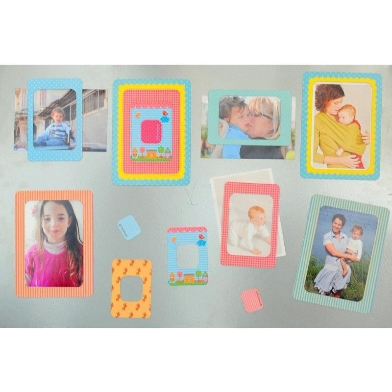 Magnetic Frame - Birthday Cakes