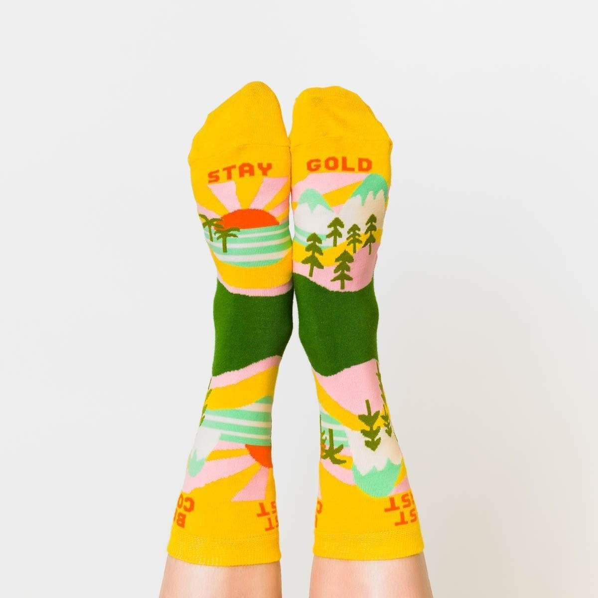 Best Coast Crew Women's Socks