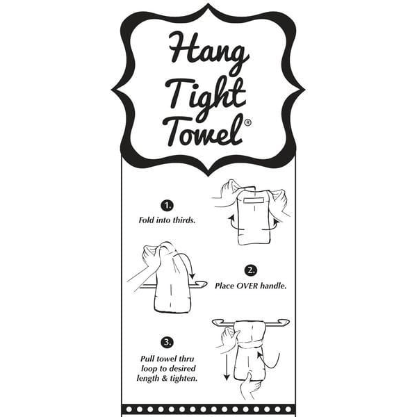 You're Lookin' Sharp Flour Sack Hang Tight Towel®