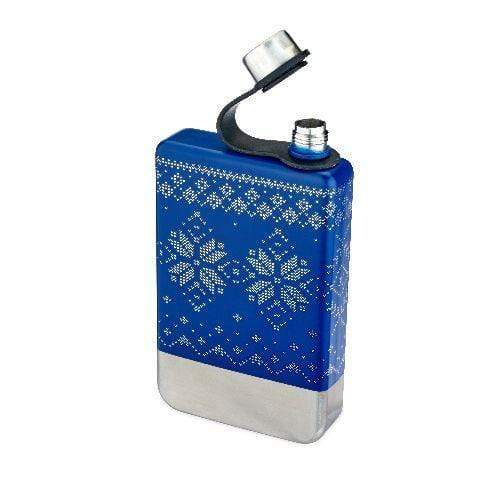 Nordic Knit Flask