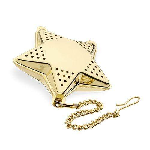 True Brands Tea Infusers Star Shaped Tea Infuser