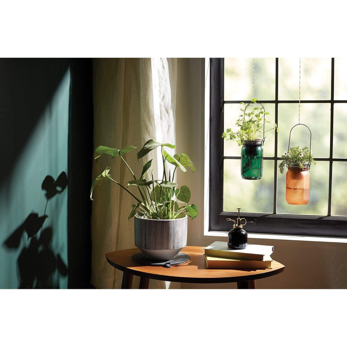 Garden Jar Indoor Hydroponic Kit - Basil