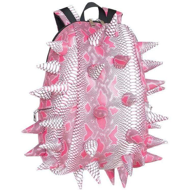 Spiketus-Rex Pactor Dino Spike Full Backpack - Pink Extinct
