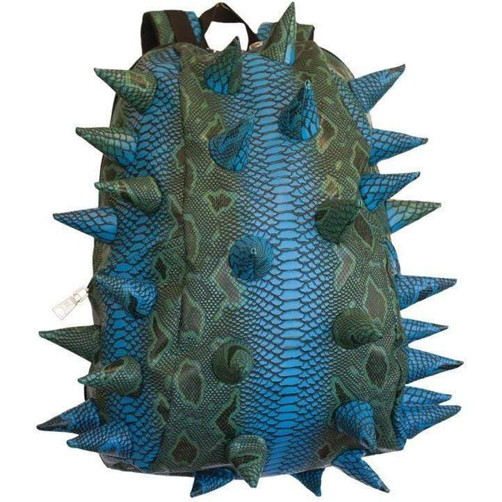 Spiketus-Rex Pactor Dino Spike Backpack - Blue Mamba