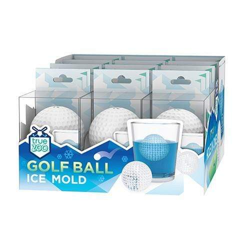 Golf Ball Silicone Ice Mold