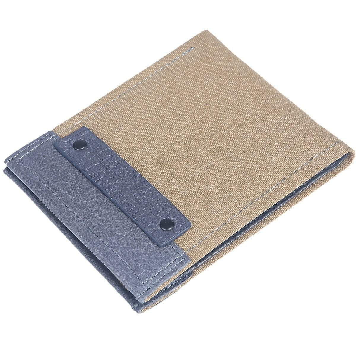 Hawthorne Wallet - Grey