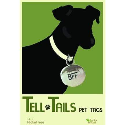 Tell Tails Pet Tags - BFF