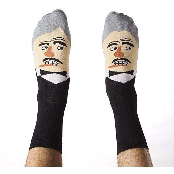 Artsy Socks - Don Cottone