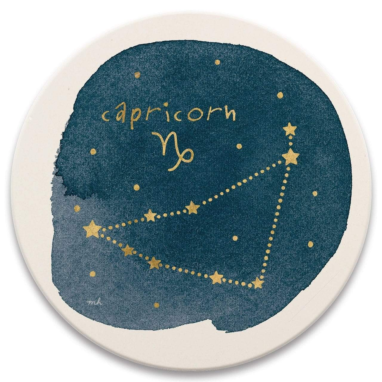 CoasterStone Coasters Capricorn Sign Coaster - Set of 4
