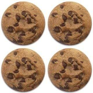 CoasterStone Coasters Cookie Coaster - Set of 4