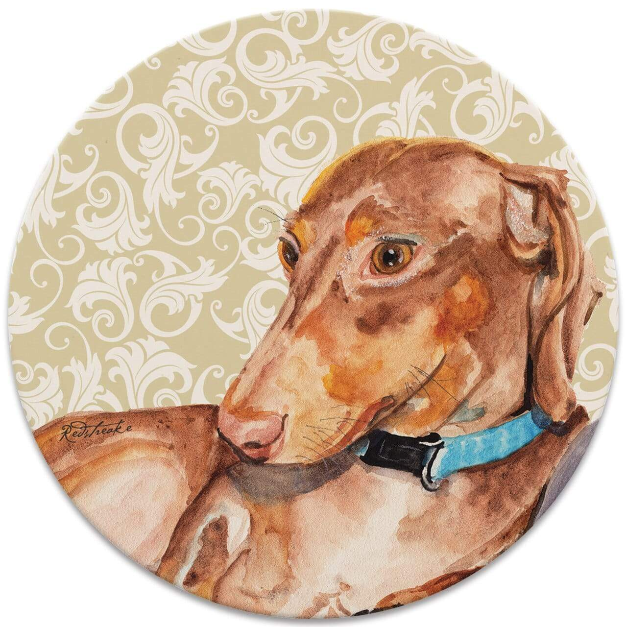 CoasterStone Coasters FurKids Dogs Dachshund Coaster - Set of 4