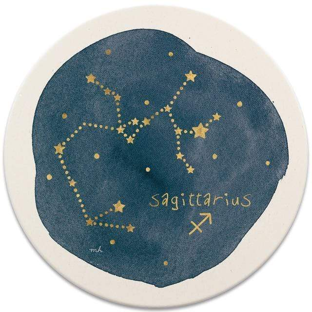 CoasterStone Coasters Sagittarius Sign Coaster - Set of 4