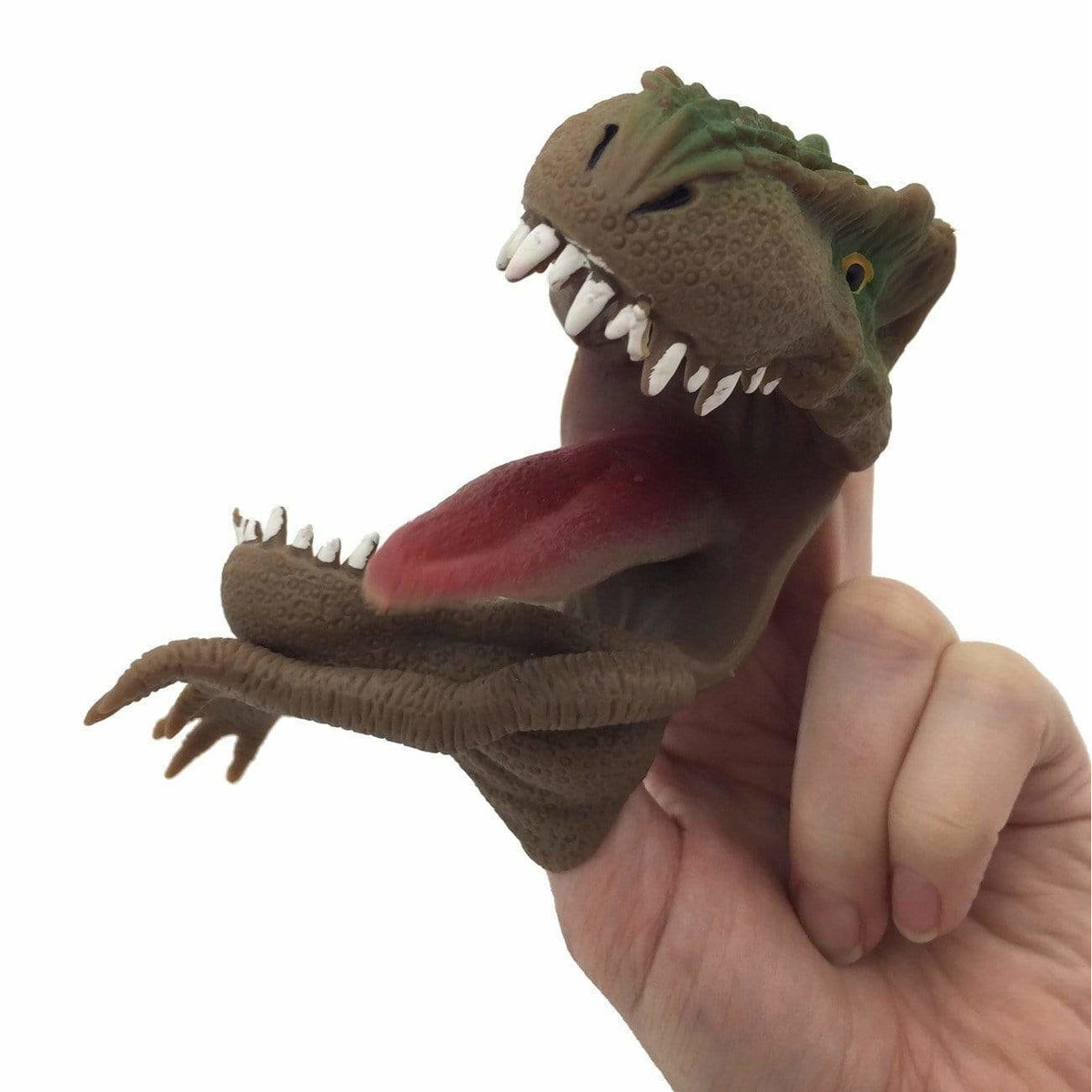 Dinosaur Finger Puppet - Set of 2
