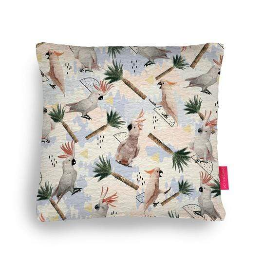 Ohh Deer Decorative Pillows Cockatoo Pillow