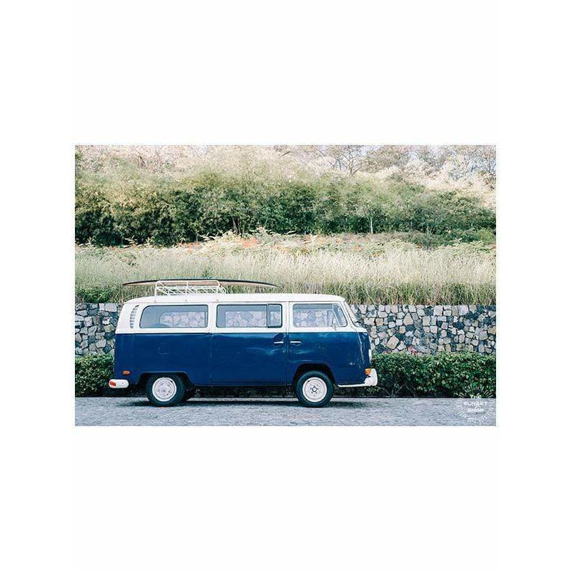 Photo Print Poster - Magic Bus