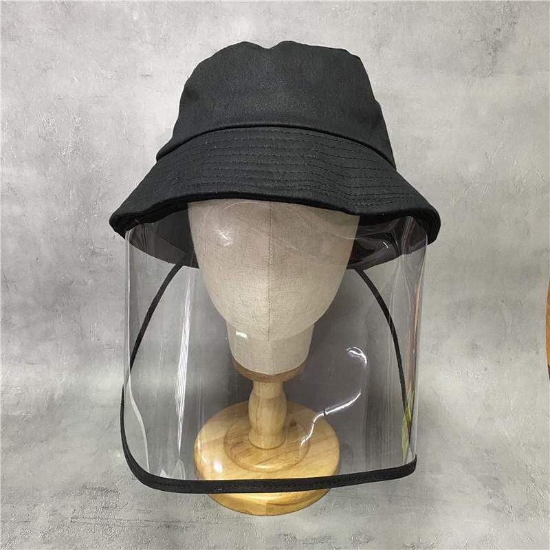 Children Bucket Hat with Protective Shield