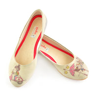 Girls Life Ballerinas Shoes 1001 (506260520992)