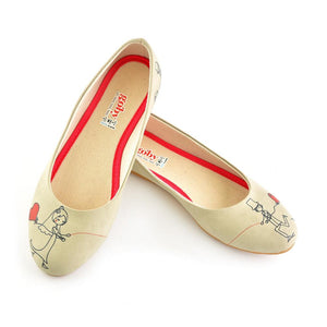 Love Story Ballerinas Shoes 1009