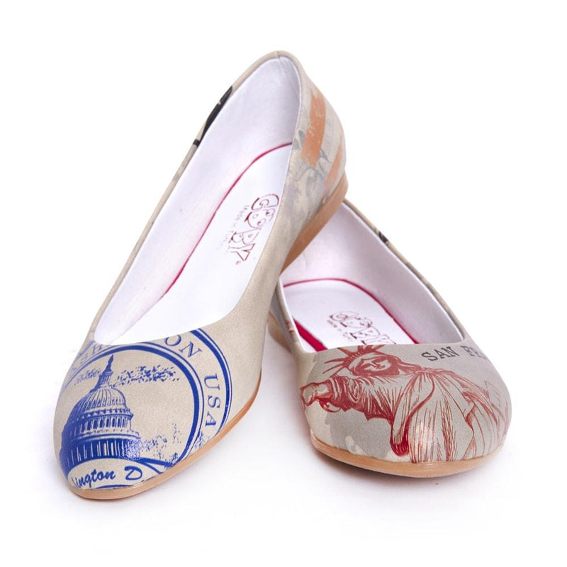 New York Ballerinas Shoes 1013 (1405793435744)