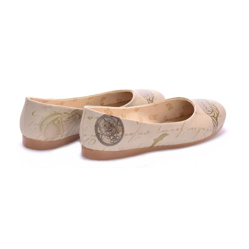 Sailor Rope Ballerinas Shoes 1018 (506260750368)