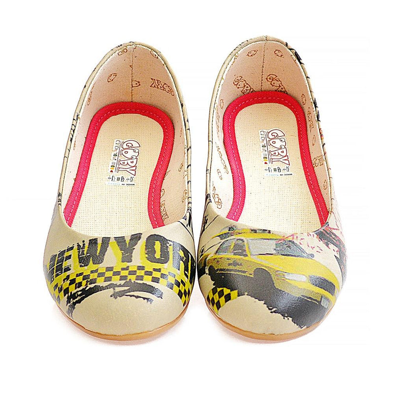 Taxi Ballerinas Shoes 1042 (506261307424)