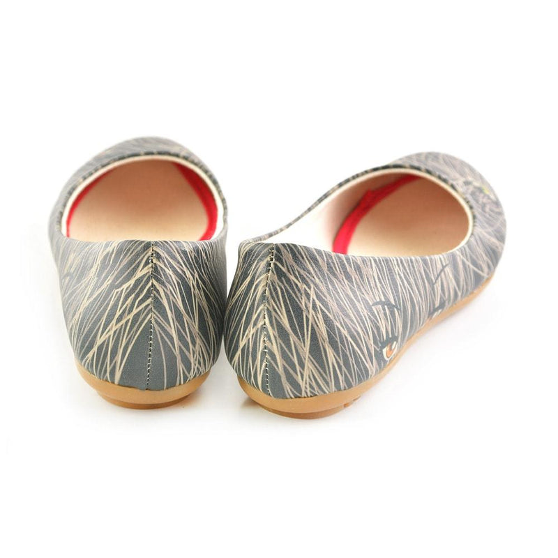 Magical Eyes Ballerinas Shoes 1073 (506263011360)