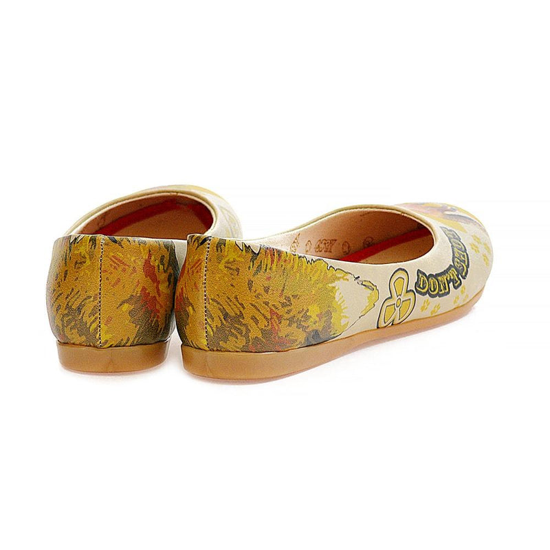 Awake Fox Ballerinas Shoes 1078 (506263339040)