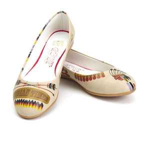 Indian Times Ballerinas Shoes 1085